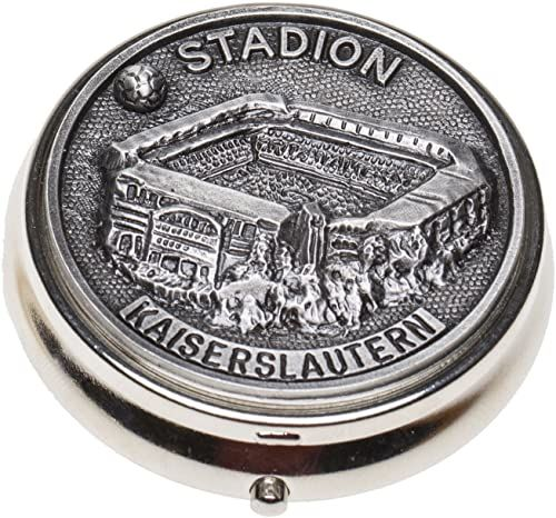 Schnabel-Schmuck Kaiserslautern popielniczka z cyny stadion piłkarski