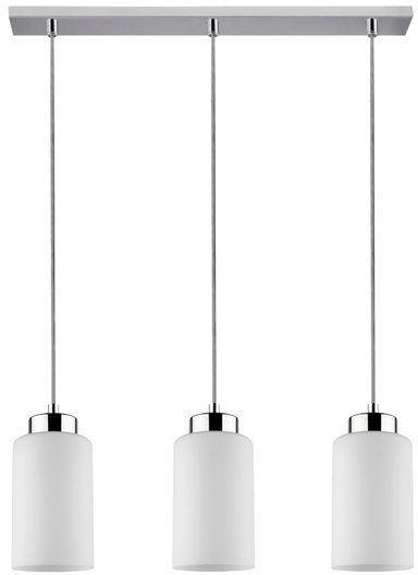 SPOTLIGHT lampa wisząca 3 punktowa Bosco Metal / Szkło, 1720328