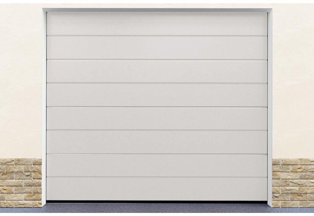 Brama garażowa segmentowa RAL9010