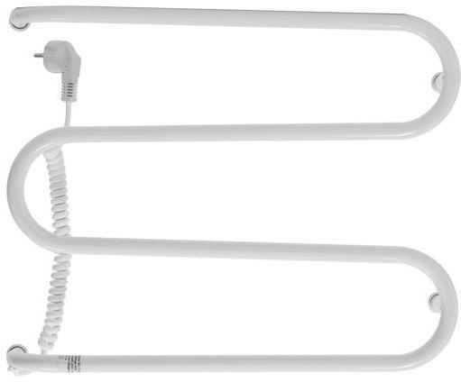 Grzejnik elektryczny whitby 500x380 biały (elektryczny suchy, suszarka łazienkowa)