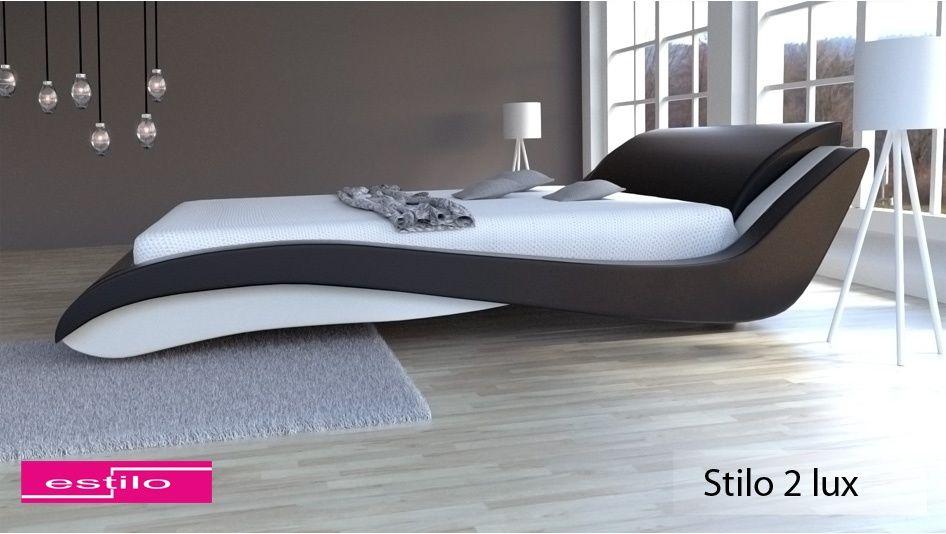 Łóżko do sypialni Stilo-2 Lux, 200x200