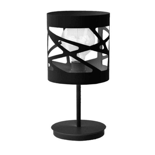 Lampka stołowa MODUŁ FREZ czarna