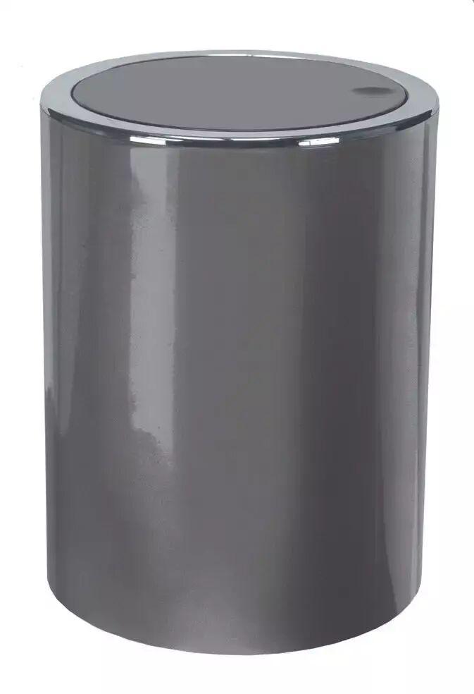 Kosz na śmieci Kleine Wolke Clap Mini Platinum