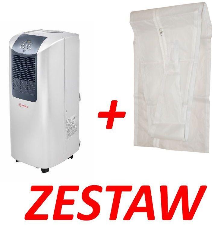 ZESTAW: Klimatyzator przenośny Torell SKYLED FGA 27 (27 m2) + uszczelka okienna ** -10 zł ZA PRZEDPŁATĘ ** WYSYŁKA GRATIS 24h! **