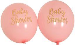 """Neviti Pattern Works balony """"Baby Shower"""", różowe"""