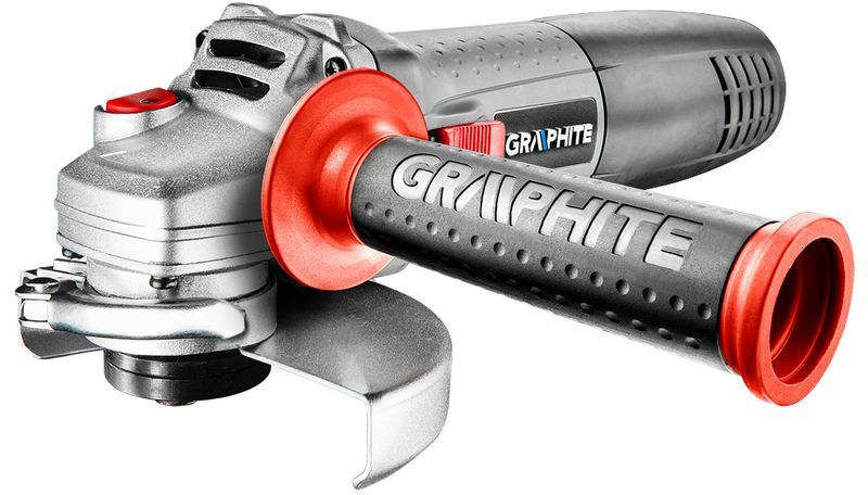 Szlifierka kątowa 720W 11000obr 230V uchwyt M14, tarcza 125x22,2mm przewód 3m 59G072