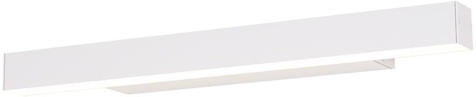 Kinkiet LINEAR W0263 Dim IP44 MAXlight prosta oprawa w kolorze białym