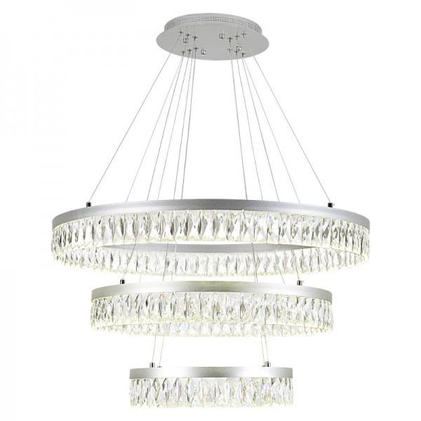 Żyrandol kryształowy RING 180Watt - K152