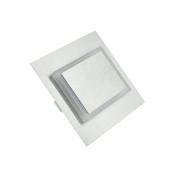 Oprawa schodowa LED 0,6W DECO barwa zimna 6500K EKS4444