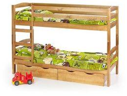 """Łóżko dziecięce, piętrowe """"Masi"""" - 2 kolory"""