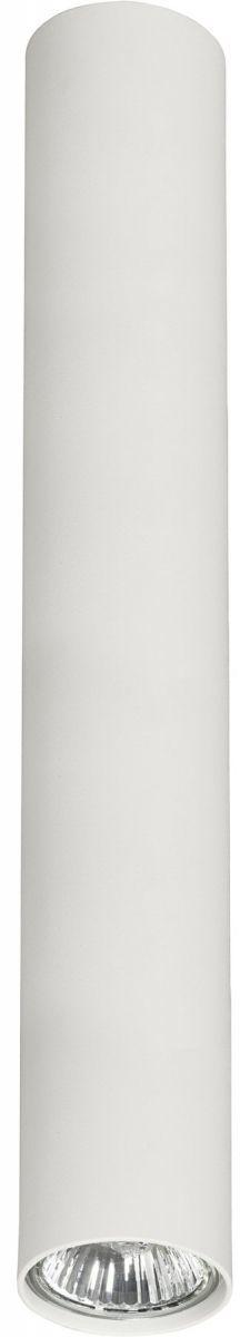 Plafon Eye L 5471 Nowodvorski Lighting biała nowoczesna oprawa w kształcie tuby
