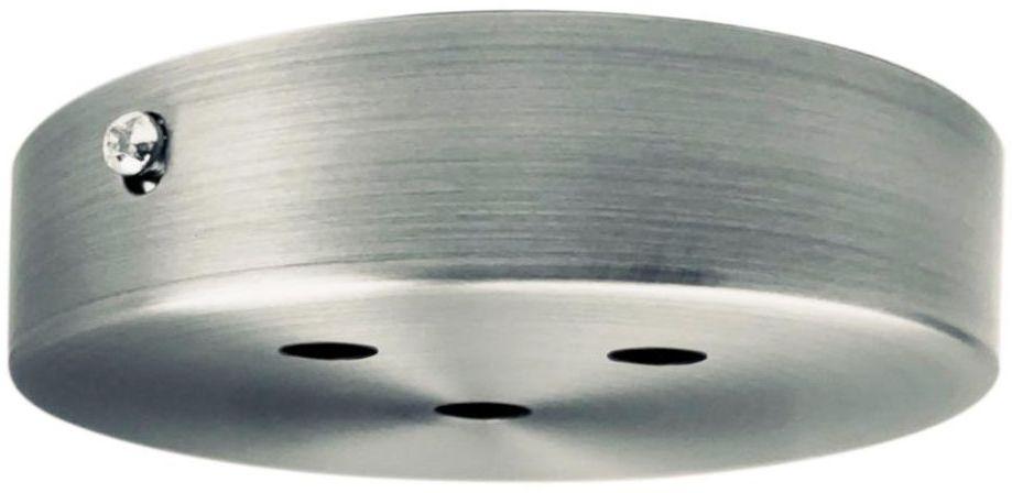 Podsufitka metalowa POTRÓJNA stal szczotkowana LH0707