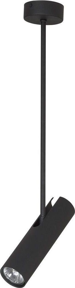 Lampa wisząca Eye Super A 6502 Nowodvorski Lighting ruchoma oprawa sufitowa w kolorze czarnym